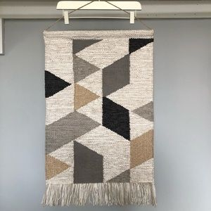 Project 62 | Woven Wall Hanging